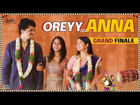 Oreyy Anna Grand Finale || Satyabhama || Tamada Media