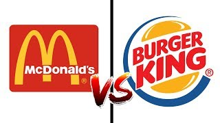 Burger King VS. McDonald's - Gözler Kapalı Test