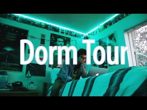 Chapman University Dorm Room Tour
