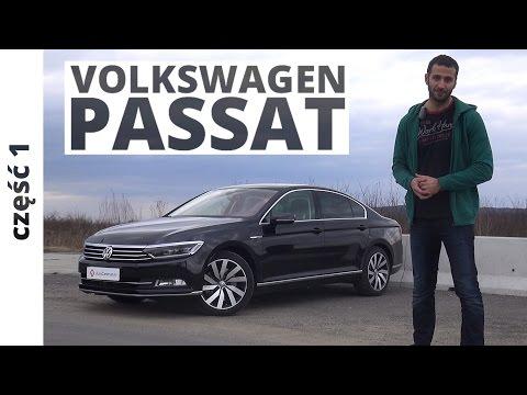 Volkswagen Passat B8 2.0 TDI BiTurbo 240 KM, 2015 PL ENG DE test AutoCentrum 190