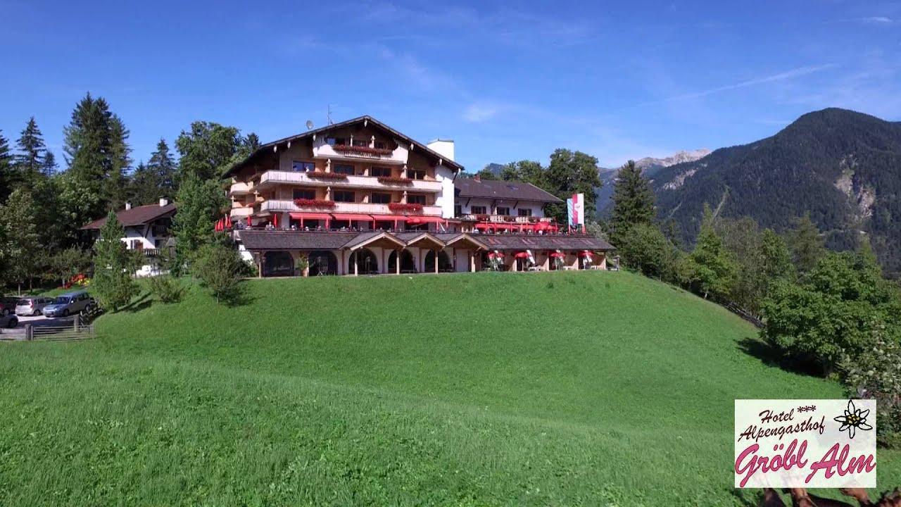 Hotel Grobl Alm In Mittenwald Alpengasthof In Bayern Urlaub Im