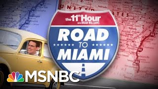 Steve Kornacki On What You Need To Know About North Carolina Before 2020 | The 11th Hour | MSNBC