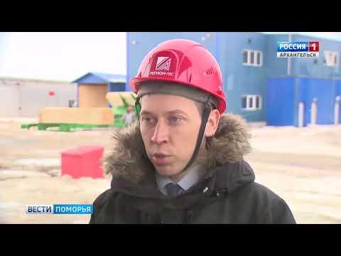 Линия лесопиления KRAFTER, Архангельская обл, г. Шенкурск