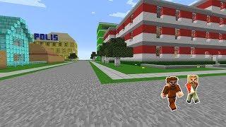 ARDA VE RÜZGAR EVDEN KAÇIYOR! 😱 - Minecraft