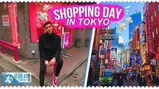 SHOPPING DAY À TOKYO ! 🇯🇵💸🛍