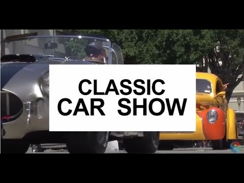 Pasadena Police Department Classic Car Show YouTube - Pasadena car show