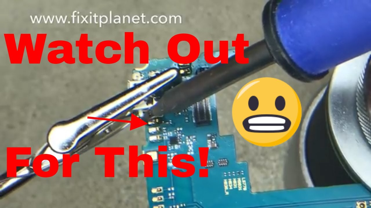 LG G Stylo (Yet Another) Charge Port Repair From Start to Finish