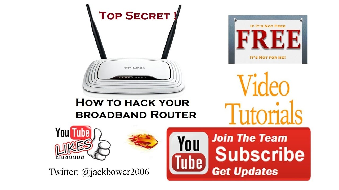 Watch How to Hack Broadband for Speed video