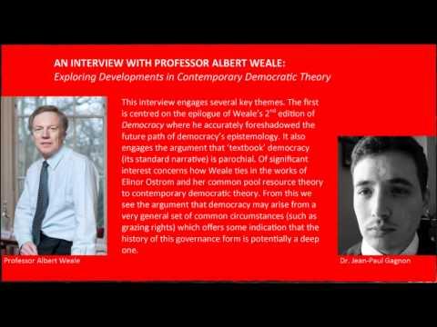 An Interview with Professor Albert Weale.wmv
