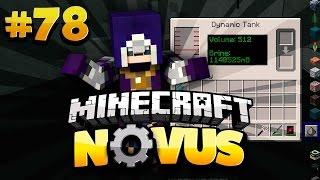 Der Grund warum es nicht funktioniert.. - Minecraft NOVUS Ep. 78 | VeniCraft