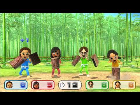 Wii Party U The Balldozer (Advanced Mode) Player Mommy