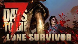 Dem Friseur ist nichts zu schwör | Lone Survivor 016 | 7 Days to Die Alpha 17 Gameplay Deutsch thumbnail