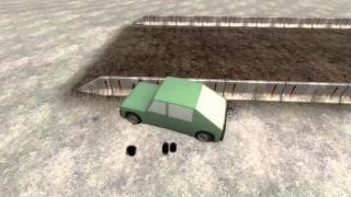 DSC Toy Car - BeamNG.drive