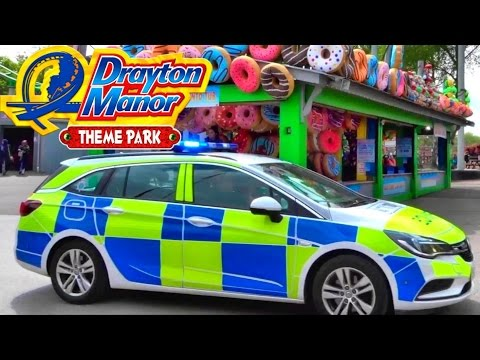 DRAYTON MANOR 2017 (THE DAY OF INCIDENT) PART 1