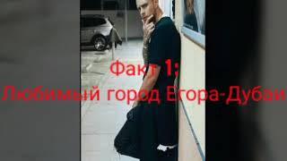 Топ 10 фактов о Егоре Криде.