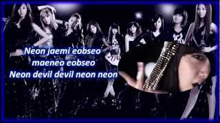 Girls Generation(SNSD) - Run Devil Run KARAOKE INSTRUMENTAL.mp4