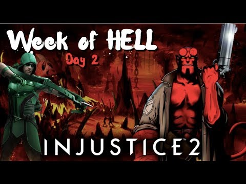 Injustice 2: Week of HELL - Day 2 ft. lLogzKl