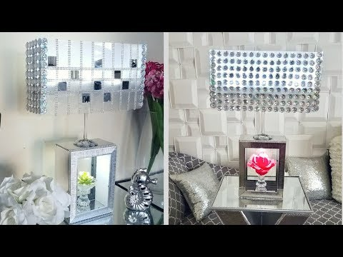 Create Your Own Show Glass Table Lamp from Scratch! Simple and Inexpensive!