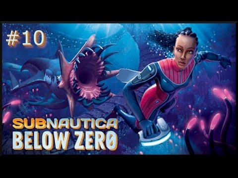 Subnautica: Below Zero - Part 10 - Outpost Zero and LOGS  