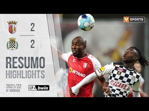 Braga Boavista Goals And Highlights