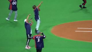 2017/08/05 北海道日本ハムファイターズ VS.オリックス・バファローズ ...