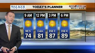 13 First Alert Weather for June 13 2017