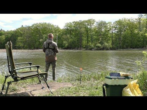 Фидер в Мае. Рыбалка на реке.