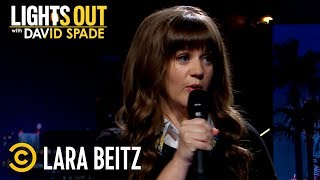 """That Relationship Lasted for Two Sexes"" - Lara Beitz - Lights Out with David Spade"