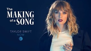 Taylor Swift NOW - The Making of a Song