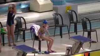 201415 葵涌區學界 聖公會主愛小學 女乙 50米自初賽