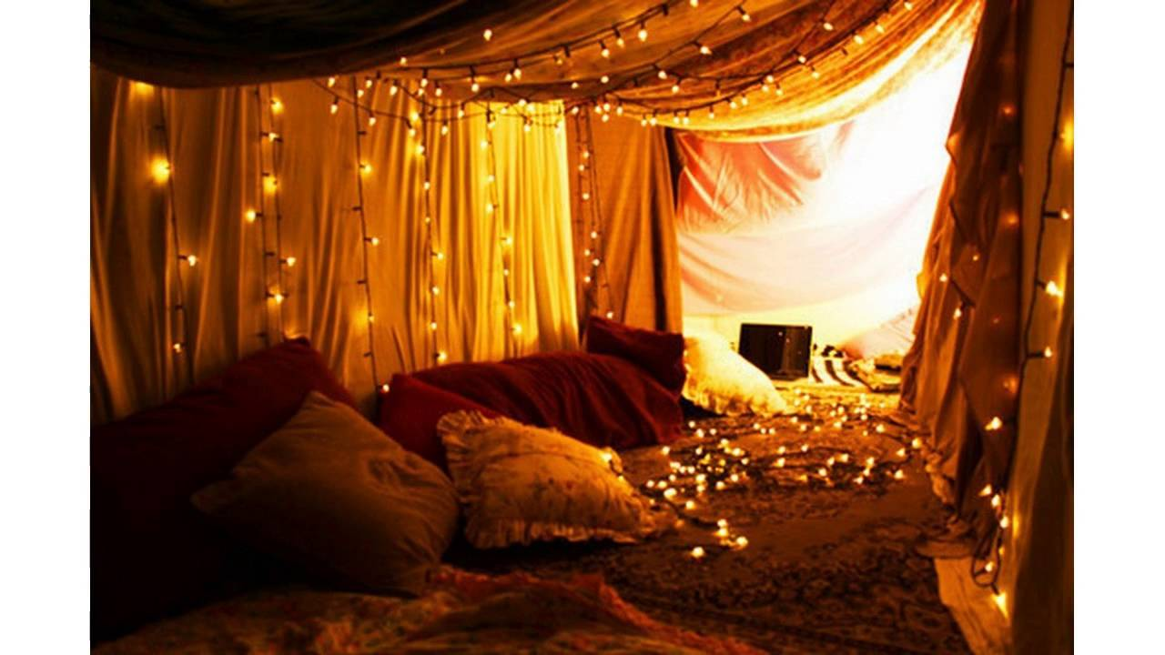 Cool Bedroom Lighting Ideas - YouTube
