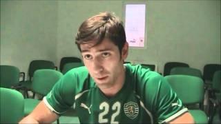 12ºD ESL_Entrevista João Pinto Andebol SCP_2011
