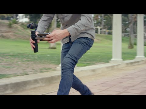 DJI Tutorials - Osmo - Quick Tips - The Walk