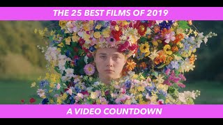 THE 25 BEST FIĻMS OF 2019: A VIDEO COUNTDOWN