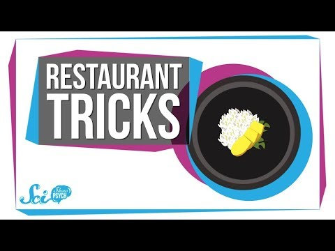 Thumbnail: How Restaurants Use Psychology to Make You Spend More Money