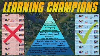 The FASTEST Way T๐ Learn Champions - Expanding Your Pool The Correct Way