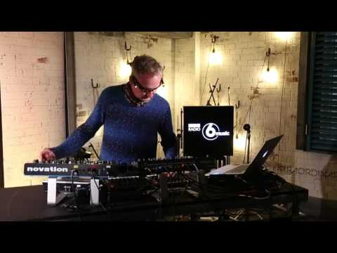 Lauren Laverne - Paul Hartnoll (Orbital) - Chime Live in the 6 Music Live Room  - 3rd March 2017