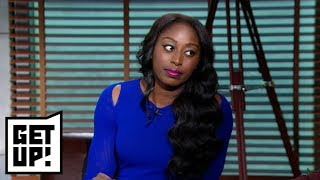 Chiney Ogwumike disagrees with Kyle Lowry: I don't think it's a 'wasted year' | Get Up! | ESPN