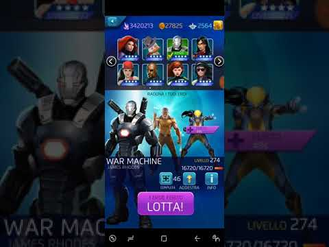 Marvel Puzzle Quest #1