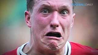 Video The Many Faces of Phil Jones download MP3, 3GP, MP4, WEBM, AVI, FLV Maret 2018