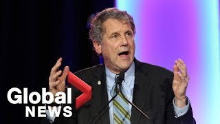 Midterm Elections: Ohio Democrat Sherrod Brown re-elected to US Senate