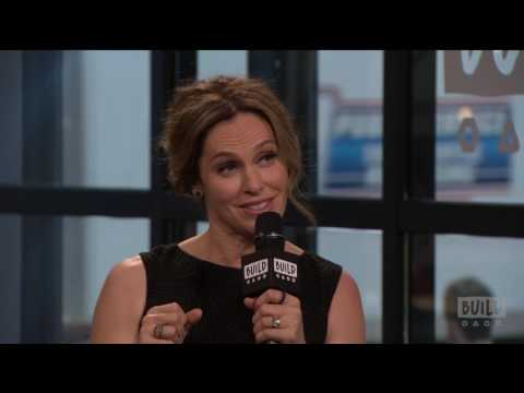 """Amy Brenneman On """"The Leftovers"""""""