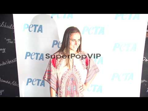 Rory Freedman at PETA's Stand Up For Animals Benefit Rory...