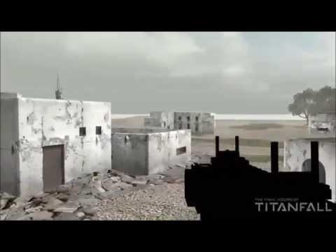 Titanfall early development footage