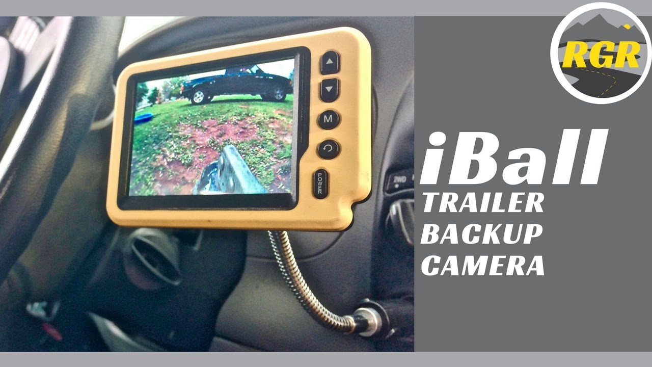 Iball Wireless Backup Camera Reviews Wire Center Frenchdraindiagramgif Trailer Product Review Cam For Rh Youtube Com Pyle