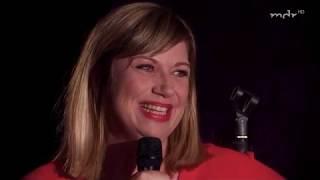 Mirja Regensburg bei Comedy ohne Karsten 2018