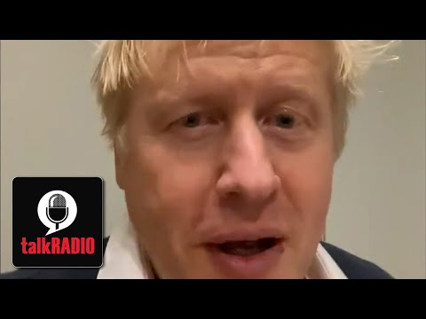 'Boris Johnson is supposed to have had Covid...so why is he isolating?'
