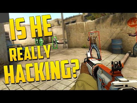 MOST SNEAKIEST HACKER? - CS GO Overwatch Funny Moments