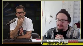 """Sam Hyde of """"World Peace"""": Show cancelled over """"alt right"""" lies"""