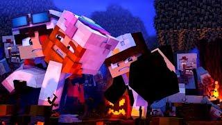 LP. #7 ДНЕЙ ЧТО БЫ УМЕРЕТЬ В МАЙНКРАФТЕ! КОМАНДА МИКРОЧЕЛИКОВ! Minecraft 7 day to Mine